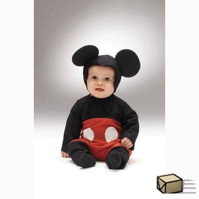 Mickey Mouse baby costume. #KidCostume