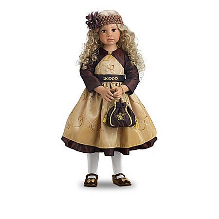 Dolls: Seasons Of Innocence Child Doll Collection