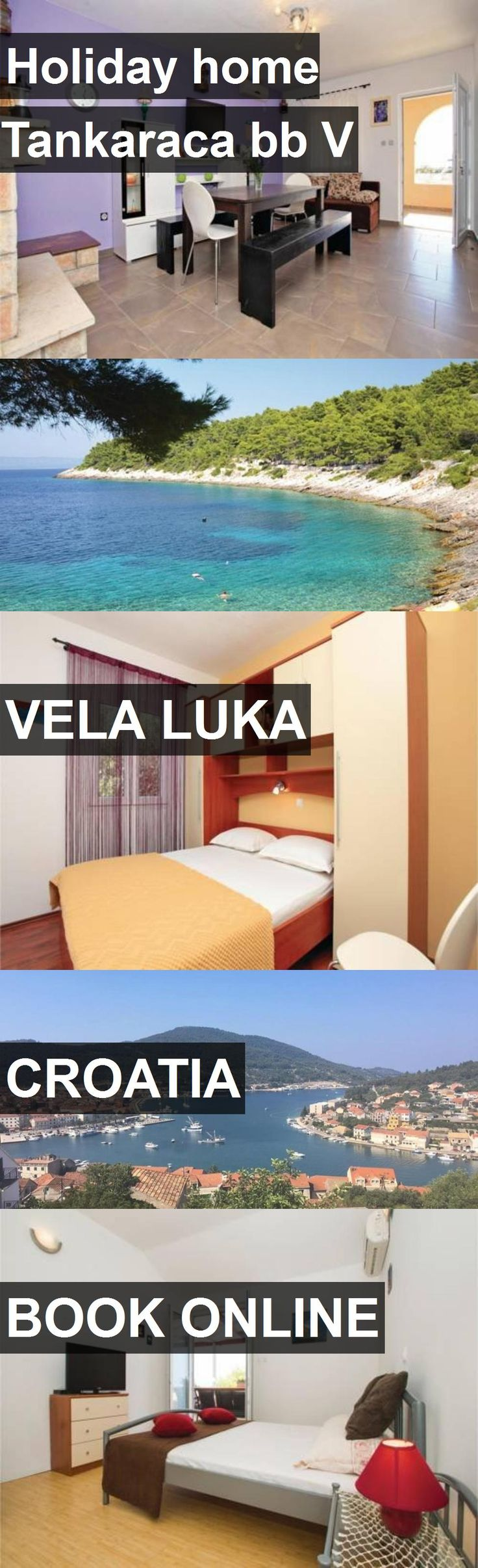 Hotel Holiday home Tankaraca bb V in Vela Luka, Croatia. For more information, photos, reviews and best prices please follow the link. #Croatia #VelaLuka #travel #vacation #hotel