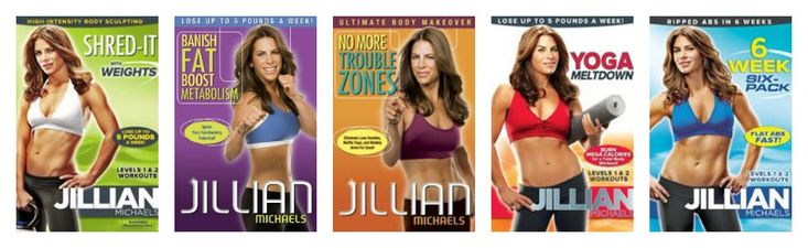 Jillian Michaels 5 FREE Instant Streaming on Amazon Instant Video @Amazon.com.com #hotdeals #free #amazonprime