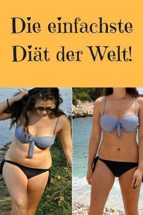 Abnehmen nach den Ferien, so habe ich mein Gewicht drastisch reduziert. vorher G…