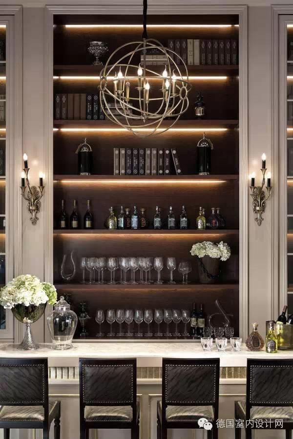 Industrial Style Restaurants You Can T Miss Home Bar Designs Restaurant Interior Design Luxury Restaurant Interior