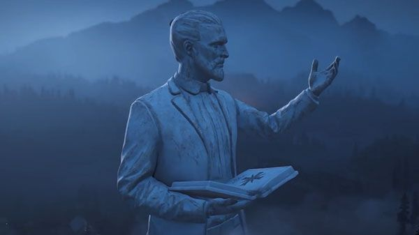 Far Cry 5 Statue Far Cry 5 Crying Statue