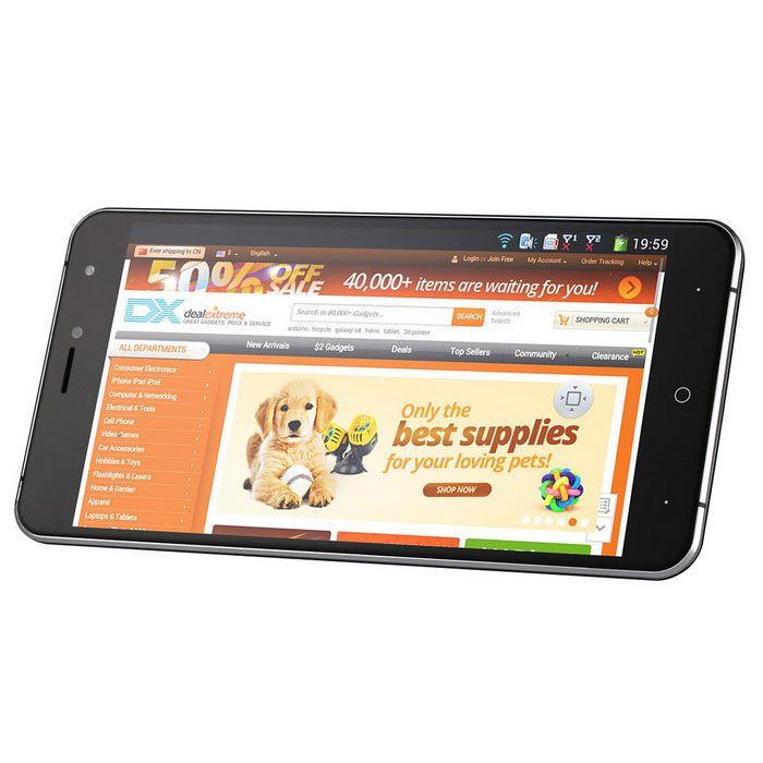 "DOOGEE X7 Pro Android 6.0 4G Phone w/ 6.0"" HD IPS, 2GB RAM, 16GB ROM"