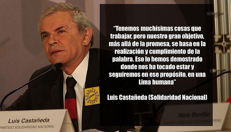 Elecciones 2014: Las frases más resaltantes del debate municipal #Peru21