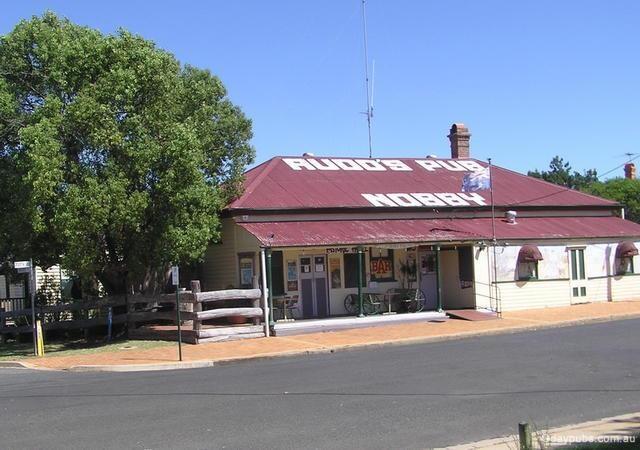 Rudds Pub Noody SE Queensland