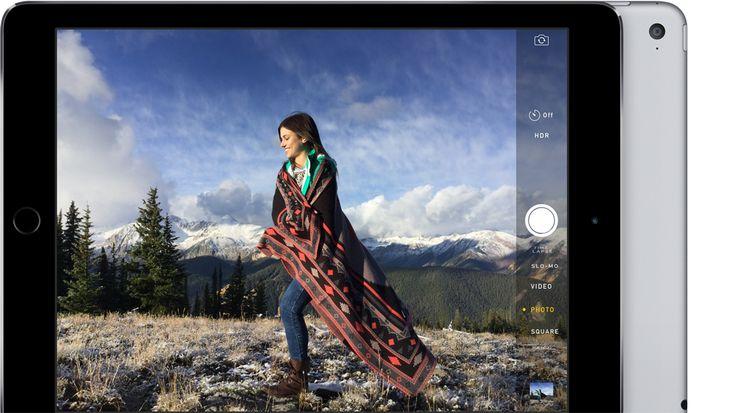 Apple iPad Air 2 Wifi Cellular 64GB Silver (MGHY2FD/A)  AP1211ESLE  Urządzenie nieskończenie wydajne, a jednocześnie tak smukłe i lekkie, że prawie niezauważalne. Takie, które pomoże Ci robić niesamowite rzeczy, nie będąc przy tym żadnym obciążeniem. iPad Air 2 jest dokładnie czymś takim. A nawet lepszym. Apple's newest tablet is thinner, lighter, faster and now includes the Touch ID sensor.