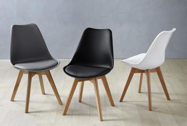 Sconto nábytek | židle ve skandivském stylu - Sconto Nábytek