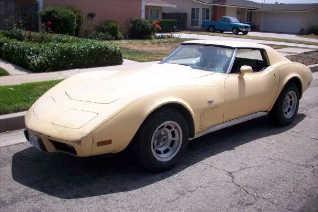1977 Corvette: Four Speed Fun - http://barnfinds.com/1977-corvette-four-speed-fun/