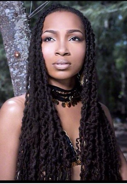 Astonishing 1000 Images About Dreadlock Hairstyles On Pinterest Black Women Hairstyles For Women Draintrainus