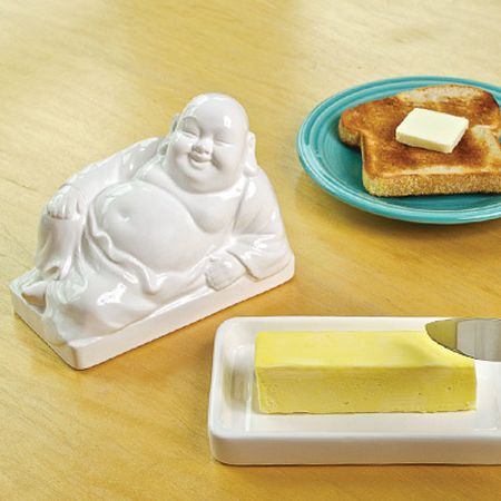 Buddha Butter Sticks  Surely I can use this for vegan buttery sticks, especially since Buddha didn't eat meat either ;)