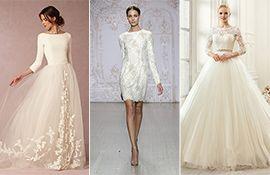 Esküvő: A legújabb esküvői trendek, a legszebb menyasszonyi ruhák, sminkek, frizurák, esküvői kiegészítők. Minden egy helyen!
