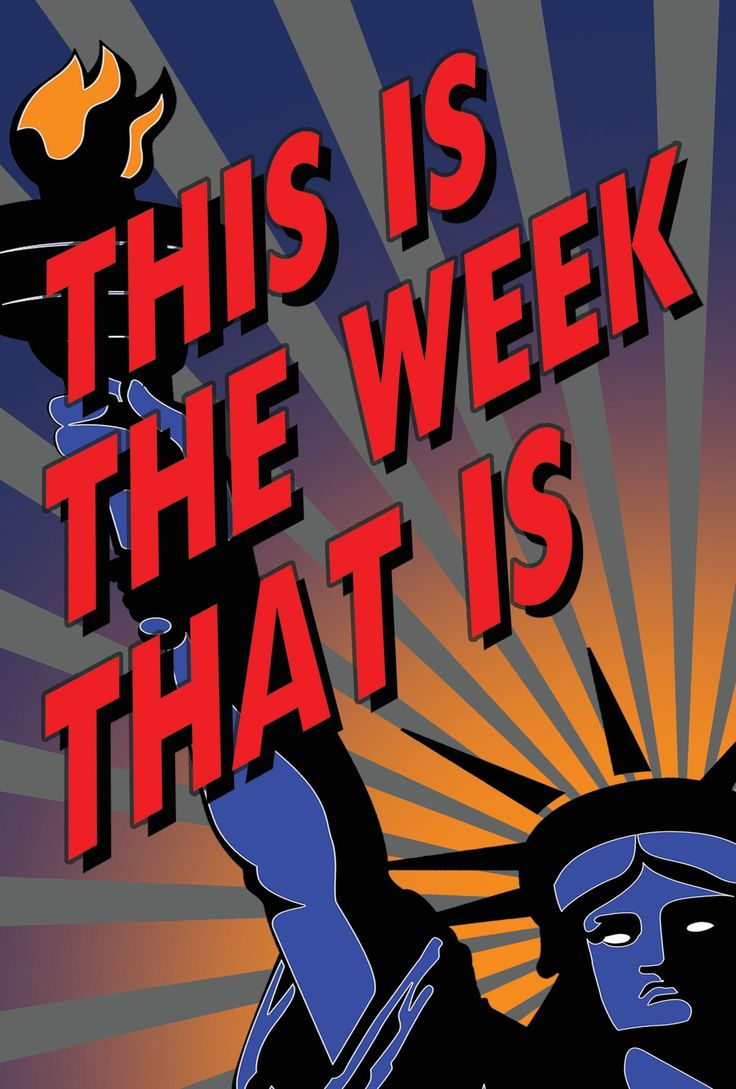 """On today's podcast, I catch up with Susan Riley Stevens and newbie, Jensen Titus Lavallee to talk about 1812's """"This Is The Week That Is"""". What on earth could they have to say this year with a fairly quiet administration? Stay Tuned! 1812's annual political comedy is taking off the gloves and getting ready to…"""