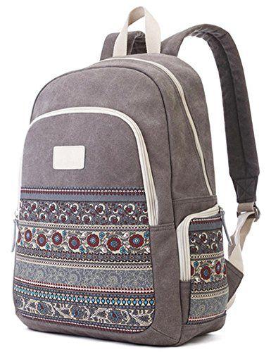 Lässige Daypack für Männer und Frauen, Canvas Schulrucksa... https://www.amazon.de/dp/B01395UNK4/ref=cm_sw_r_pi_dp_x_6xLBzb8D29SXJ