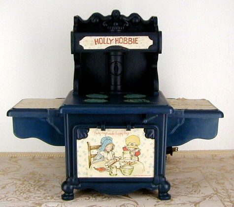 Holly hobbie stove toy. Jouet.