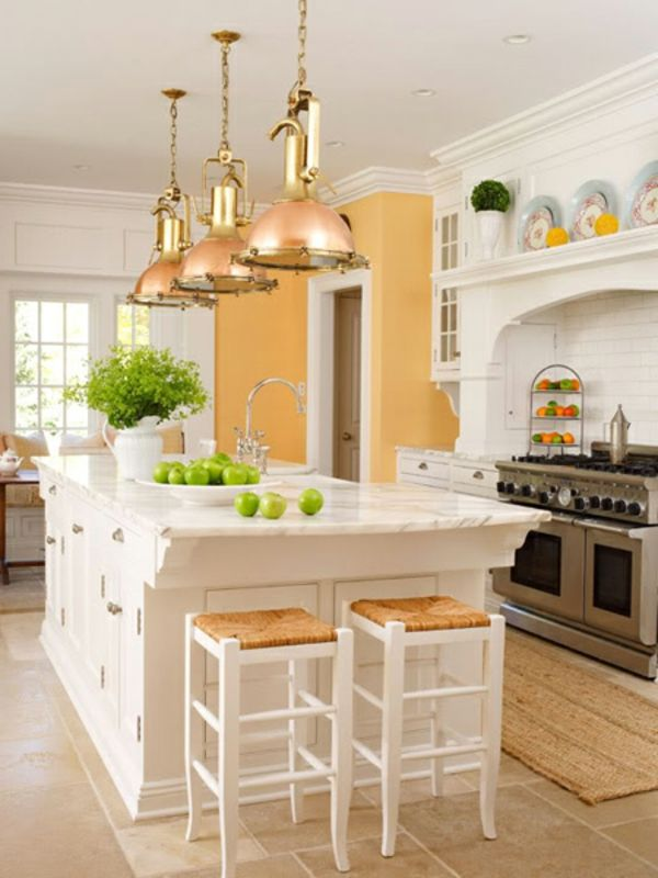 52 best îlot cuisine images on Pinterest Kitchen ideas, Modern