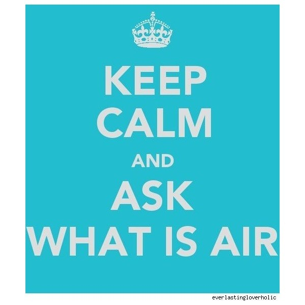 What Is Air? - The Tumblr-Omegle Meme That Made 4chan Raid Tumblr -... ❤ liked on Polyvore