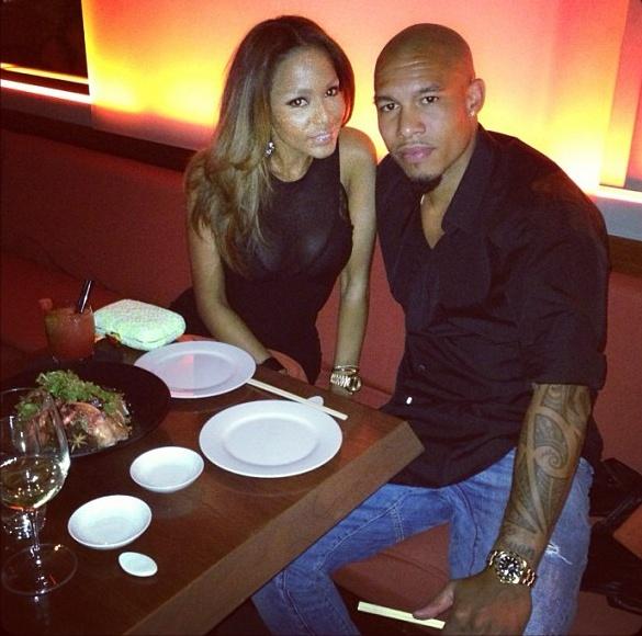 De Jong and Wife