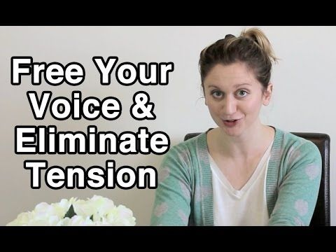 Free Your Voice - How to Sing without Tension - Felicia Ricci - YouTube