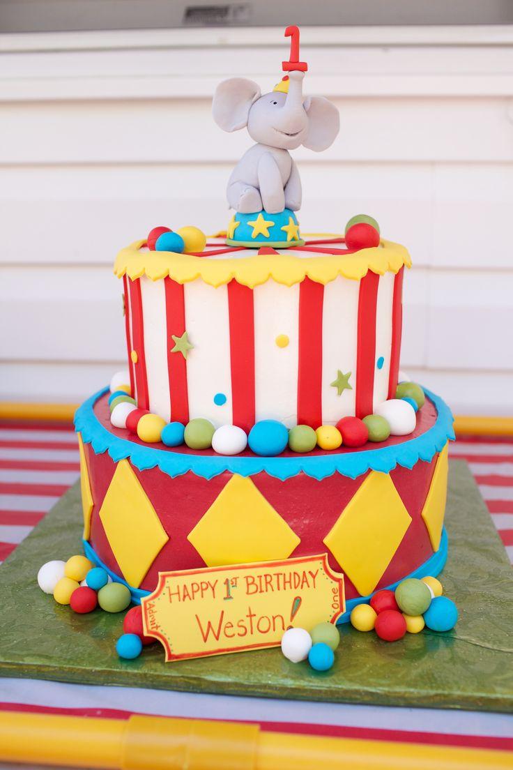 Weston's 1st Birthday cake