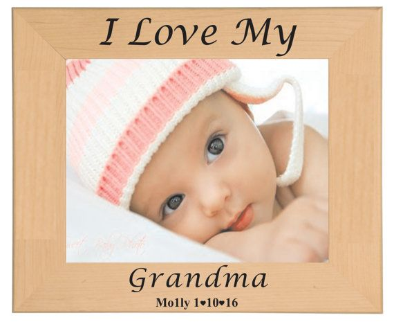 Personalized Laser Engraved Baby Baby by BPLaserEngraving on Etsy