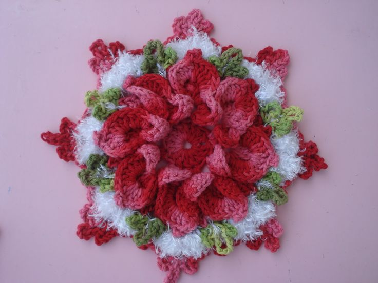 lavoro a maglia, gancio | Entries voce gancio maglia | Blog Irimed: LiveInternet - Russo di servizi online Diaries: 28 3 13 Crochet, B Fiorifogliecuori, Crochet Flower, Flora, Online Diaries, Quaver, Flowers, Blog Irim, Creation Crochet