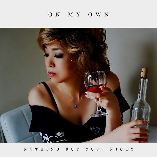 On My Own - interview with Nothing But You, Nicky - Me and My Crazy Mind
