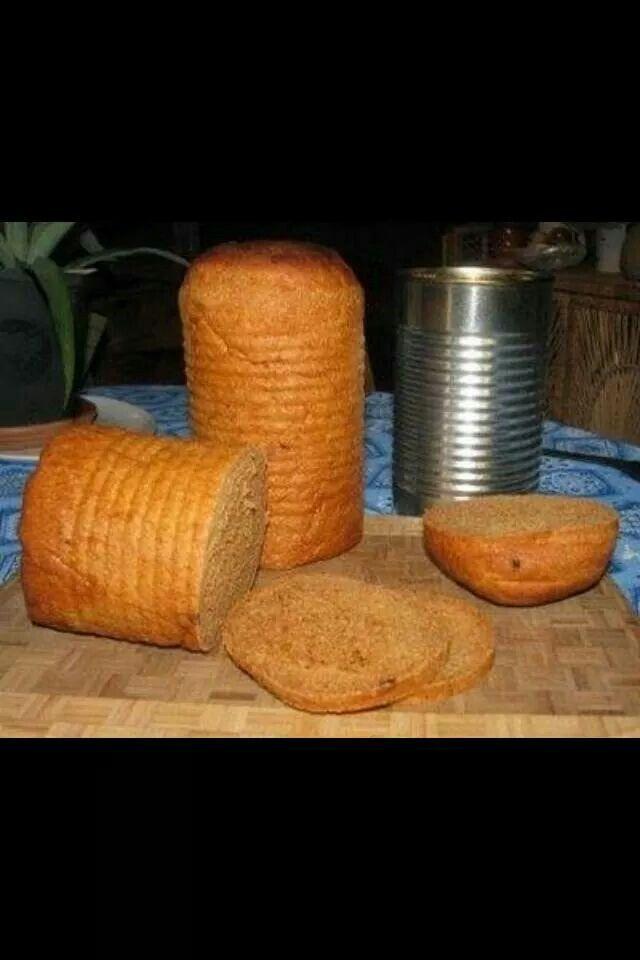 Idée astucieuse faire son pain dans une conserve... ...  Ou ses gâteaux... ...
