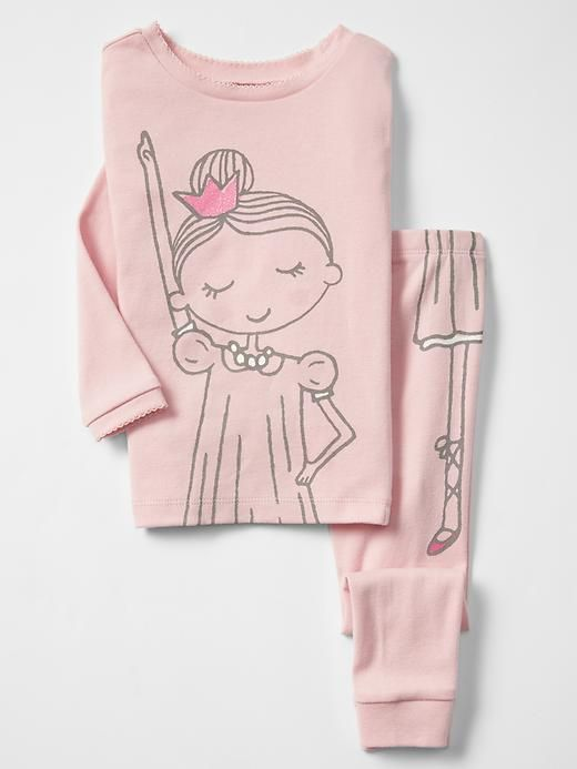 Dance sleep set