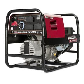 Lincoln Electric�9-HP 3600-RPM Stick Welder Generator