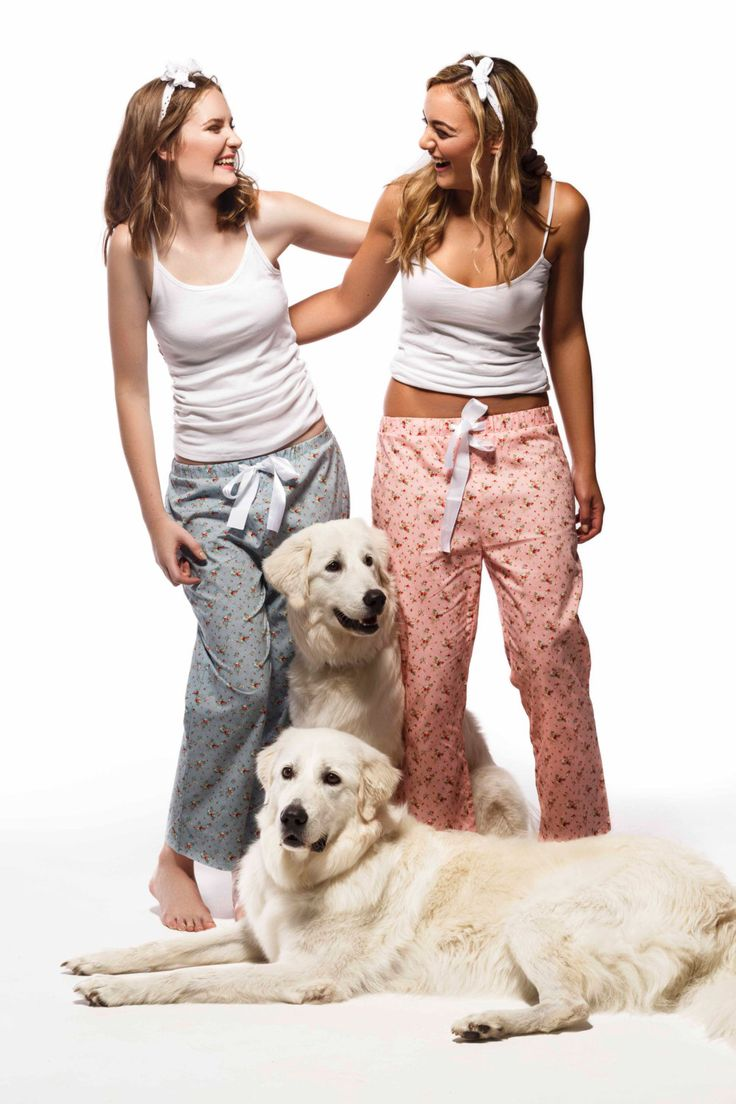 """Women Pyjamas """"The Sunday Sleepwear Pants"""" ,for girls who love fashion, Shop for yourself or as presents, comfortable, sexy,fun pjs by sleepcouture on Etsy"""