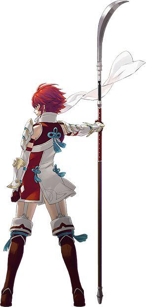 Eldest Sister and Princess - Hinoka