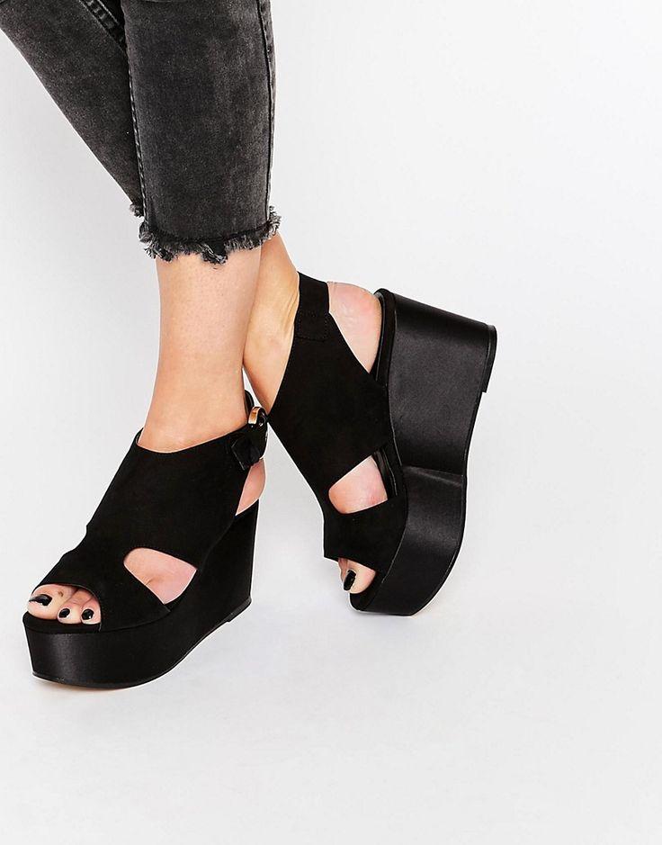 Image 1 ofCarvela Klaudia Wedge Sandal