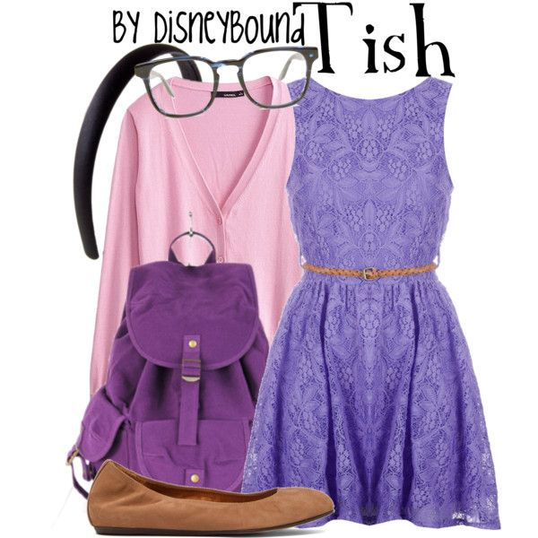 """Tish"" by lalakay on Polyvore #disney: Disney Closet, Character Inspiration, D Disneybound, Disneybound Fashion, Disney Outfit, Clothing Outfit, Disneybound Oufit, Disneybound Outfit, Disney Fashion"