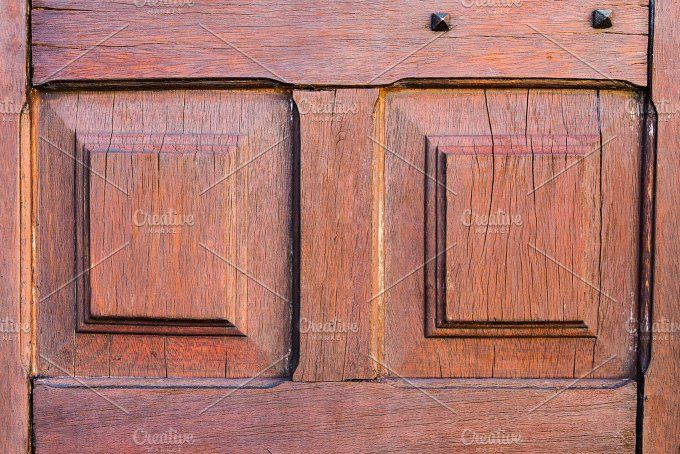 Detail old door by Fotoeventis on @creativemarket