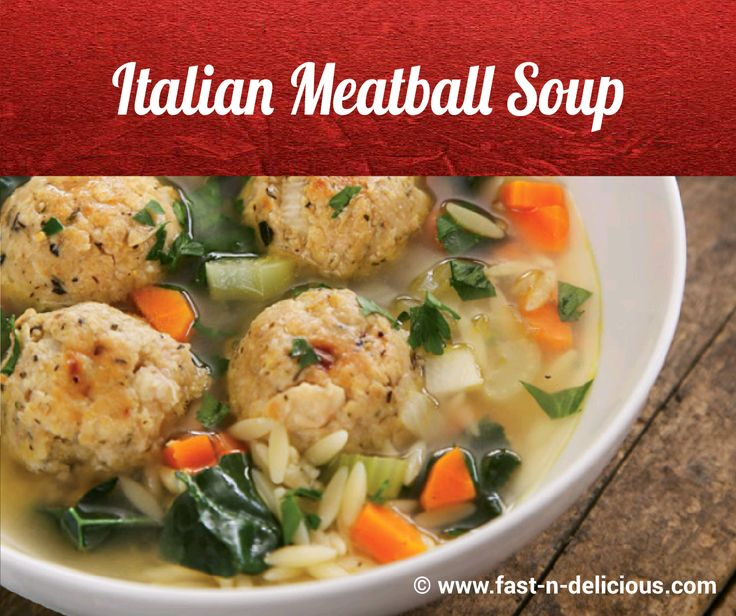 25+ best Italian meatball soup ideas on Pinterest ...