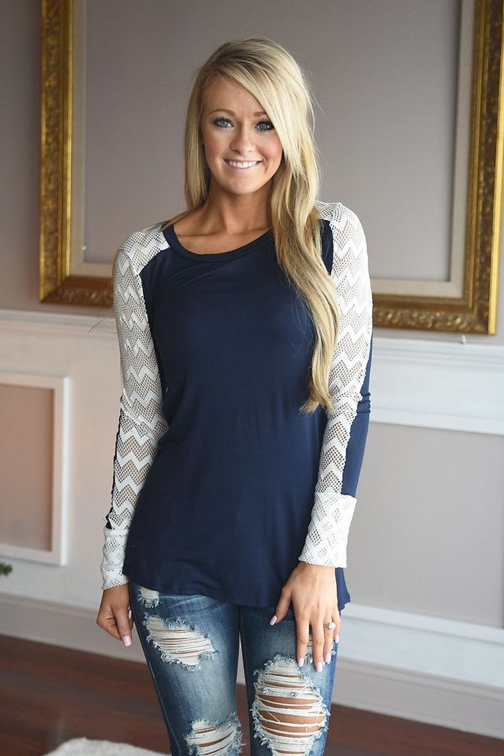 Come Sail Away Top – The Pulse Boutique
