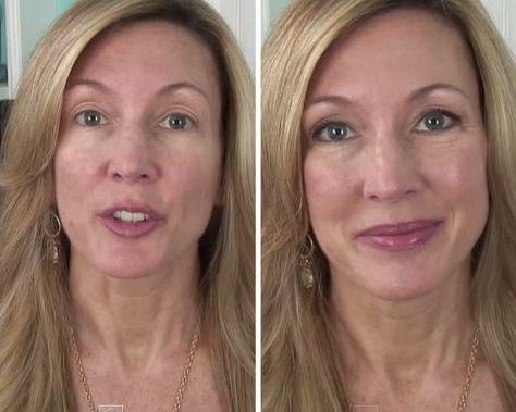 Tägliches Makeup-Tutorial für ältere Frauen,  #altere #frauen #makeup #taglic…