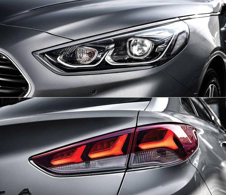 Hyundai Sonata 2019 – planejado reestilizado Hyundai Sonata: Preço, Consumo, Interior e Ficha Técnica