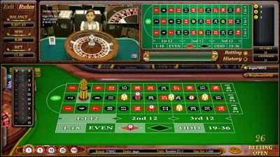PANDUAN BERMAIN JUDI ONLINE TERLENGKAP: Panduan Bermain Taruhan Roulette Live Casino 338A