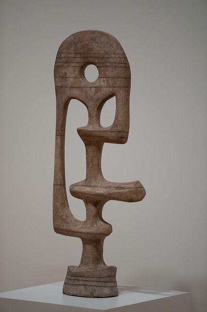 Art | アート | искусство | Arte | Kunst | Sculpture | 彫刻 | Skulptur | скульптура | Scultura | Escultura | Adaline Kent. Presence, 1947