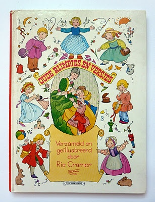 Dutch rhymes - Rie Cramer