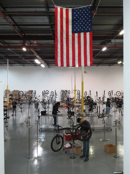 ProdecoTech to host Light Electric Vehicle Association E-Bike Technician Training & Certification at their new 60,000 square foot state-of-the-art assembly facility on May 1 and 2 of 2014.  http://electricbikereport.com/prodecotech-leva-e-bike-technician-training-certification/