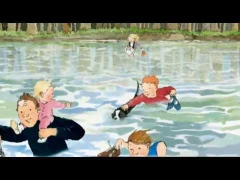 We're Going On a Bear Hunt - Michael Rosen (Animated) - YouTube