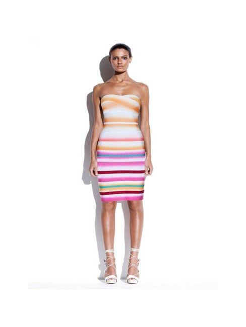 Herve-Leger-Airbrush-Stripe-Strapless-Dress-Multicolor