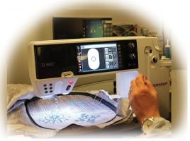 Special Event: Bernina Feet-ures with Roberta Wynnyk! Great class for Bernina owners!!
