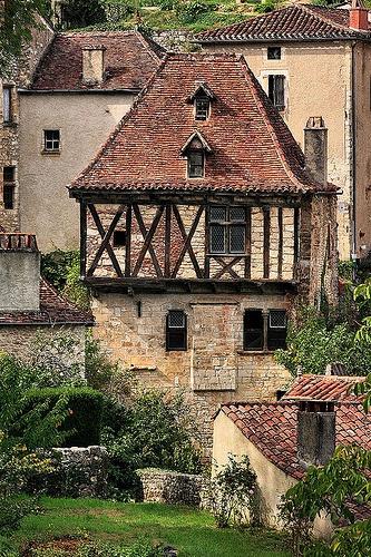 St.Cirq-Lapopie, France