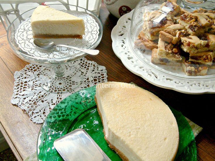 ammodomio: New York cheese cake|Tutti i trucchi per un grande classico