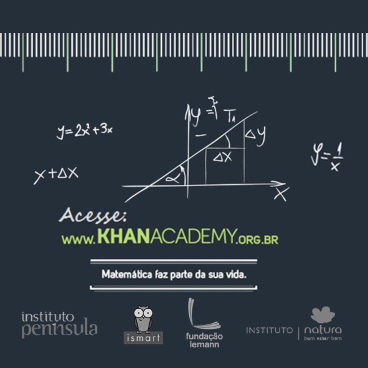 """Curso """"Explorando os recursos educacionais da Khan Academy"""" - tem como objetivo ajudar todos aqueles que desejam utilizar a plataforma como um recurso pedagógico. No decorrer do curso, você terá a oportunidade de conhecer a plataforma do ponto de vista do estudante e do ponto de vista do tutor, sabendo exatamente como utilizá-la em favor da aprendizagem."""