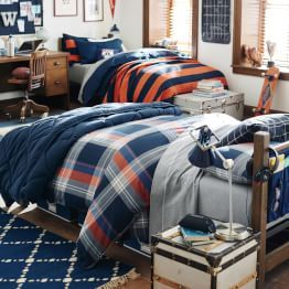 Dorm Room Ideas For Guys | PBteen